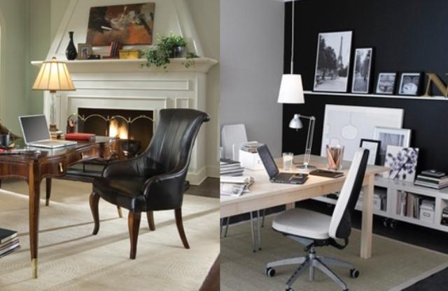 кресло для домашнего кабинета 6