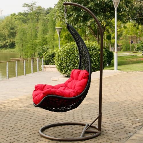 кресло из искусственного ротанга 11