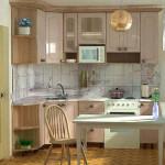 кухня в хрущевке кухонный гарнитур