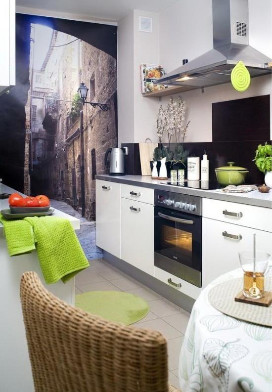 кухня в хрущевке отделка 3