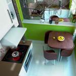 кухня в хрущевке отделка 5