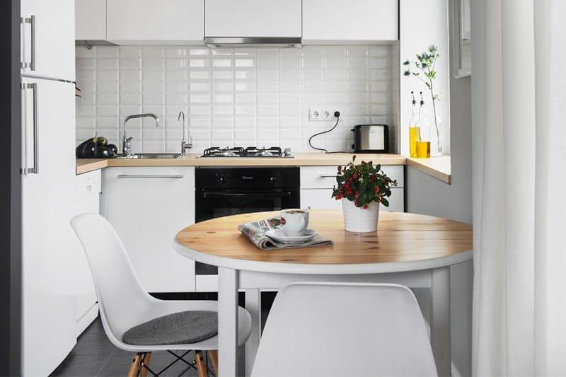 14 идей дизайна кухни в хрущевке + фото
