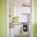 кухня в хрущевке цвет 8