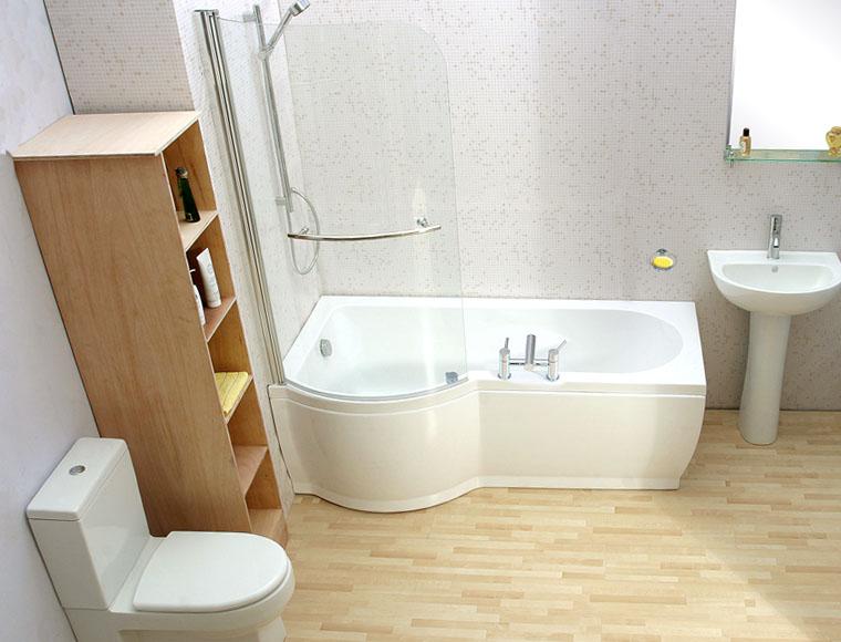 линолеум для отделки пола в ванной