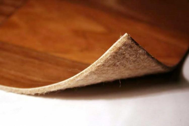 линолеум на тканевой основе