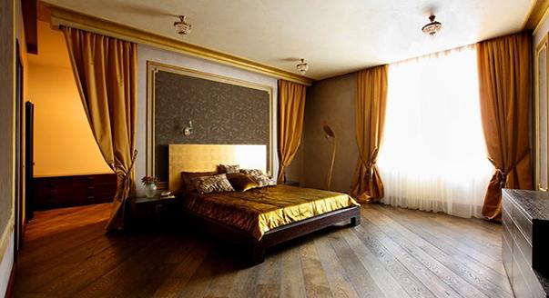 массивная доска для спальни 2