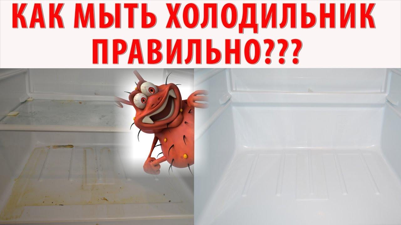 50 советов, чем отмыть холодильник внутри и снаружи