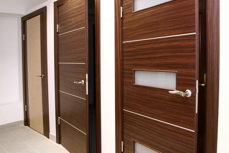 мазонитовая межкомнатная дверь 2