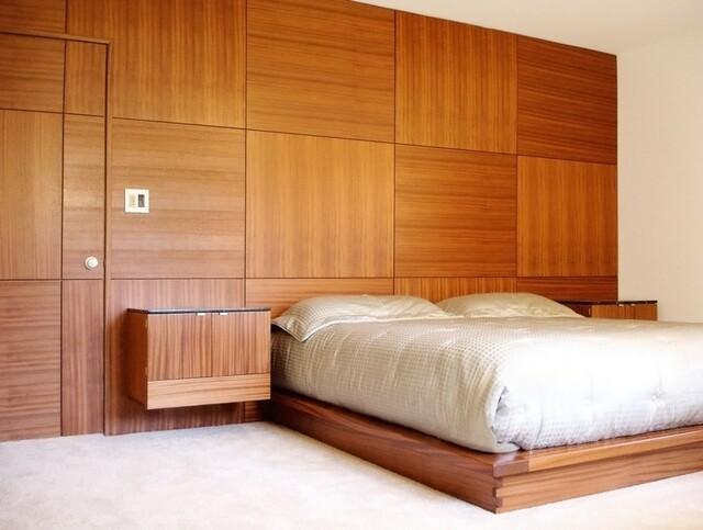 мдф панели для стен спальни