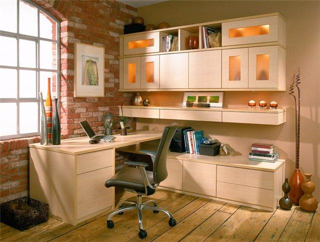 мебель для домашнего кабинета 2