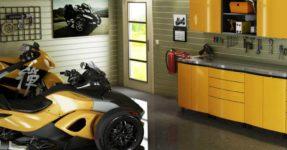 Мебель для гаража: 8 советов по выбору