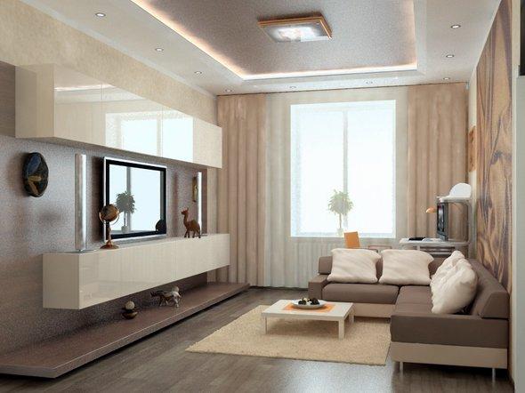 мебель для маленькой гостиной 2