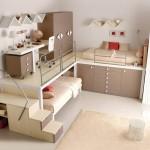 места хранения в детской комнате 3