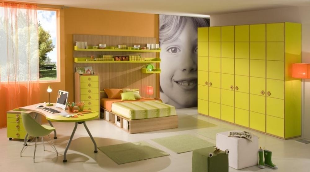 места хранения в детской комнате 7
