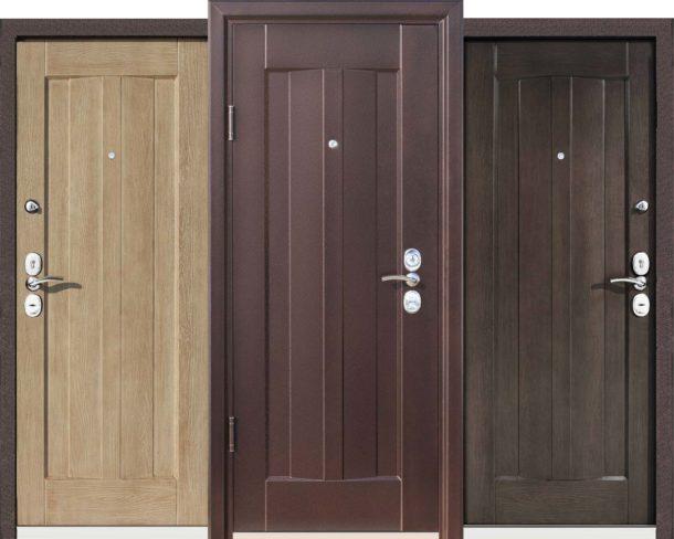 Выбираем металлическую входную дверь в квартиру и дом - 10 советов