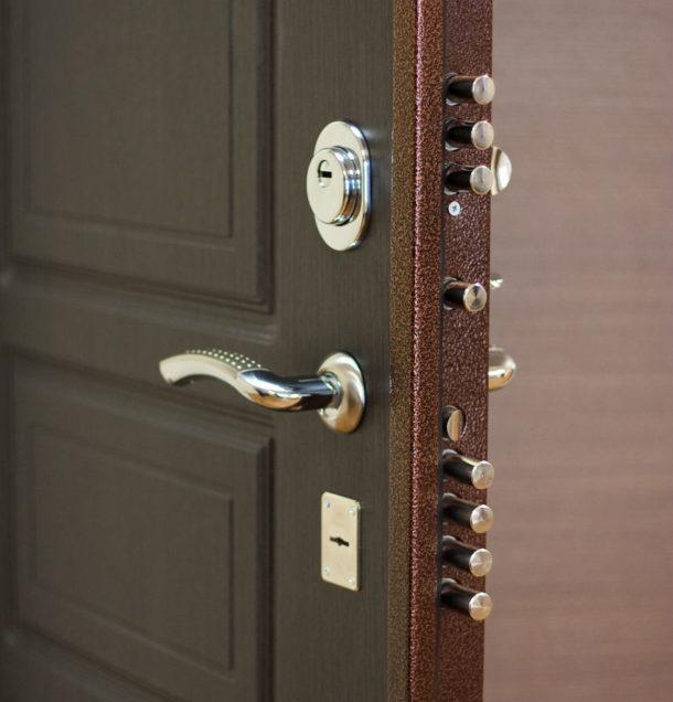 Замки металлической входной двери