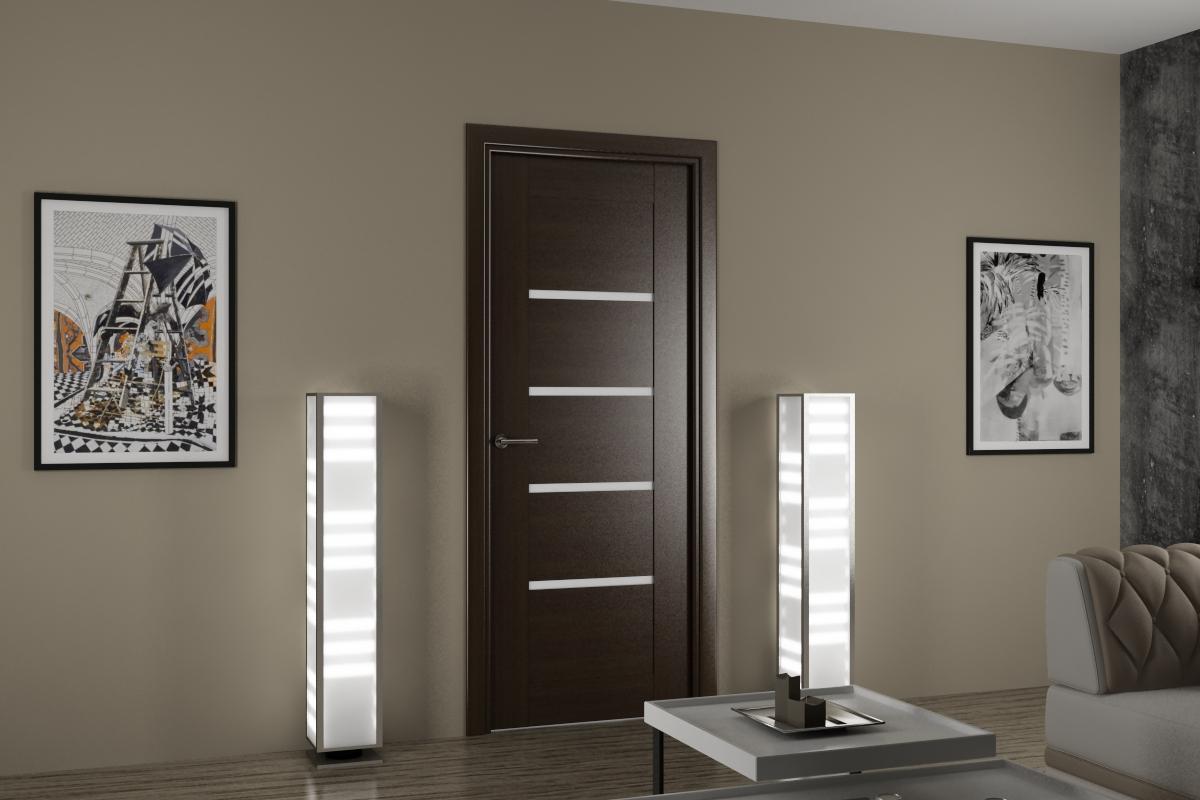 Какие межкомнатные двери лучше выбрать для квартиры: материал и конструкция