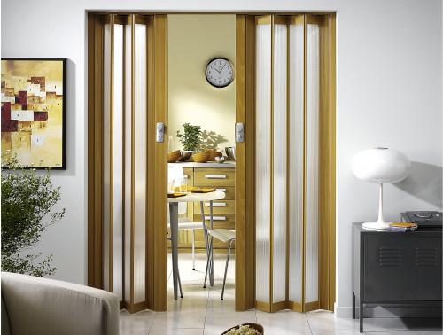 межкомнатная дверь гармошка