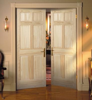 межкомнатная дверь распашная