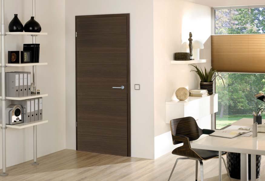 6 советов по выбору цвета межкомнатных дверей строительный