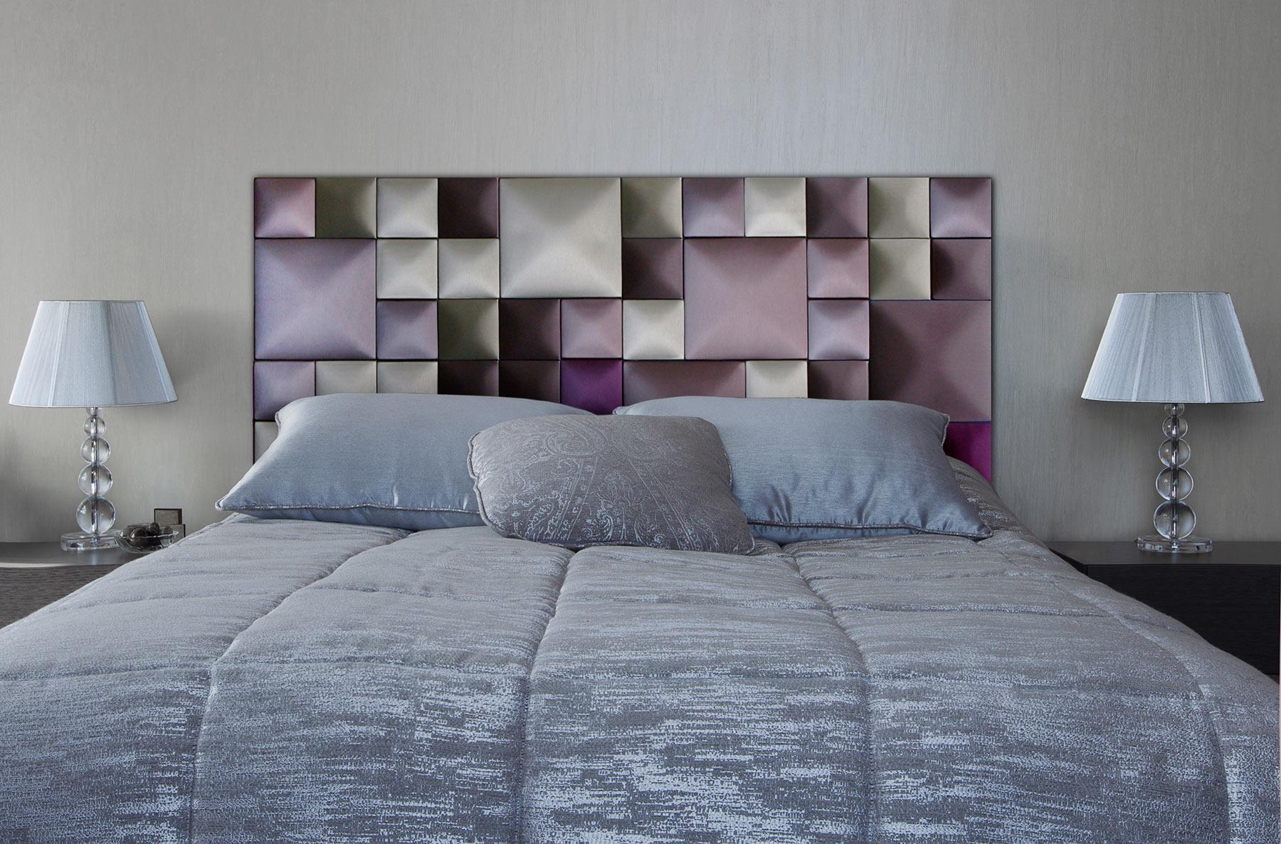 мягкие стеновые панели 5
