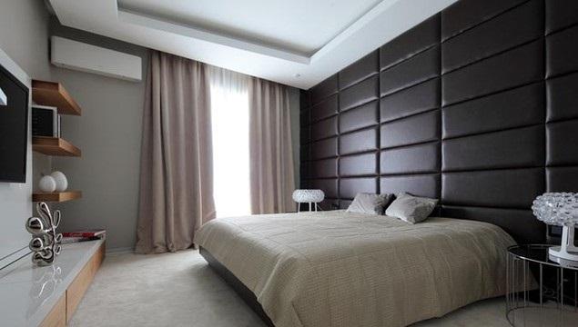 Выбор мягких стеновых панелей