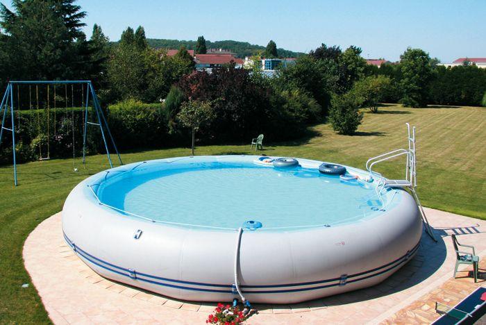 11 советов по выбору и покупке надувного бассейна для дачи + фото