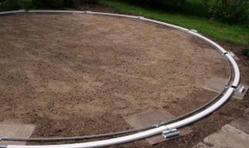 надувной бассейн установка
