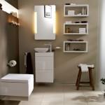 навесной шкаф в ванную комнату 5