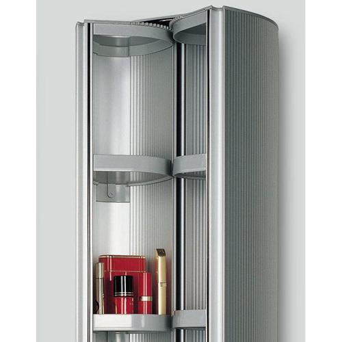 навесной шкаф в ванную металлический