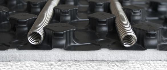 нержавеющие трубы для водяного теплого пола