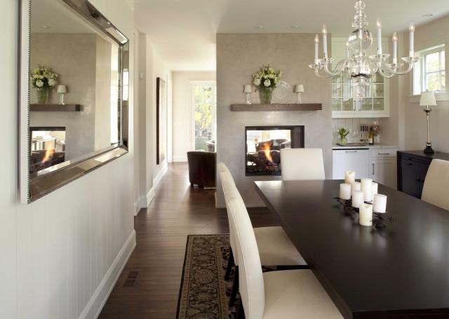 обеденный стол для большой кухни