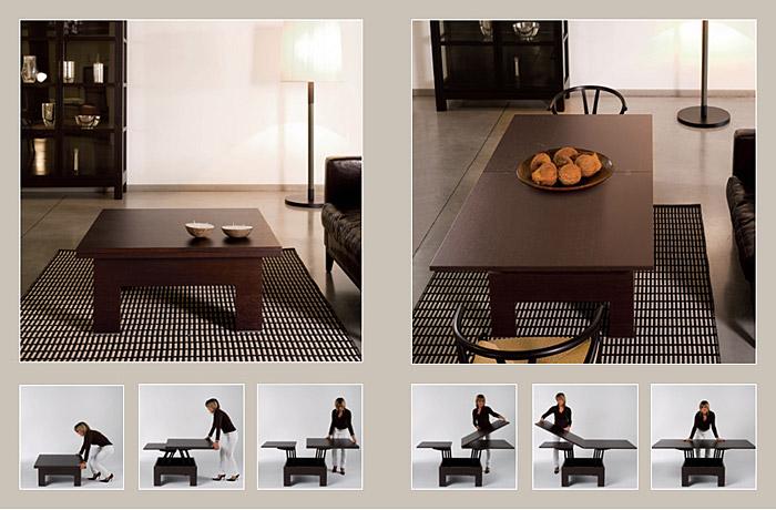 обеденный стол для гостиной 3