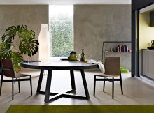 обеденный стол интерьер