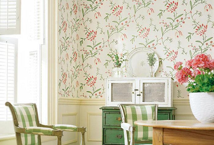 Какие обои выбрать для гостиной: вид, цвет, рисунок, стиль