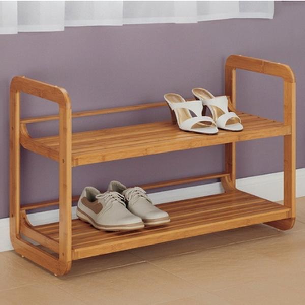 обувница деревянная