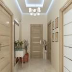 освещение коридора 4