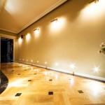 освещение коридора декоративное