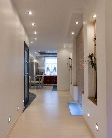 освещение коридора декоративное 2