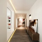 освещение коридора декоративное 3