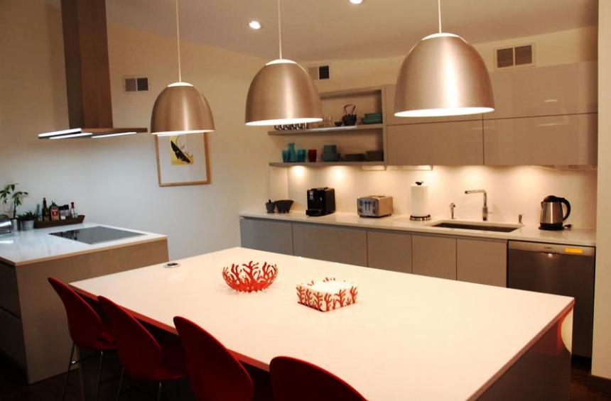 освещение кухни 4