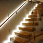 освещение лестницы локальное 4