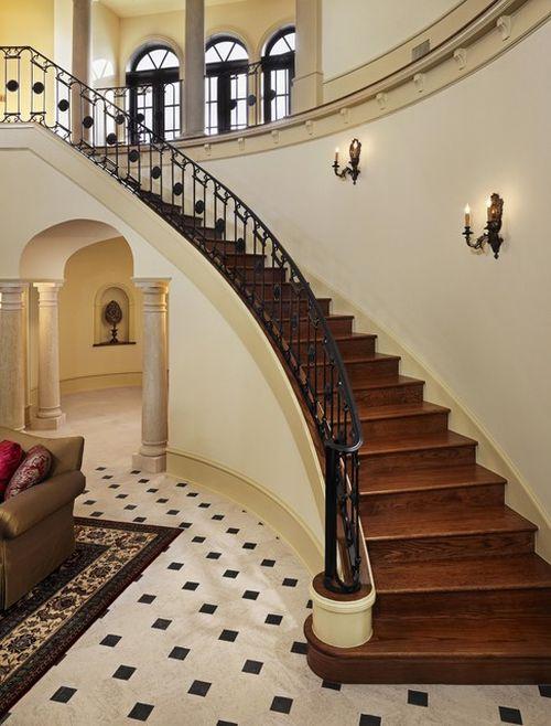 освещение лестницы настенное