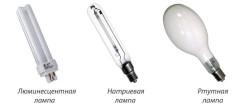 Советы и рекомендации по выбору и монтажу освещения теплицы (6 вариантов ламп)