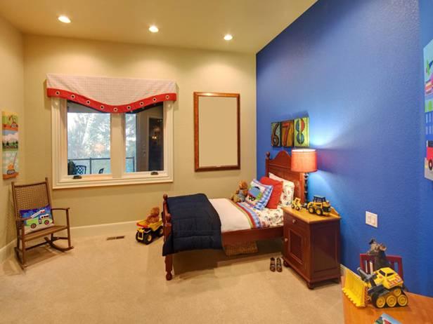 освещение в детской около кровати
