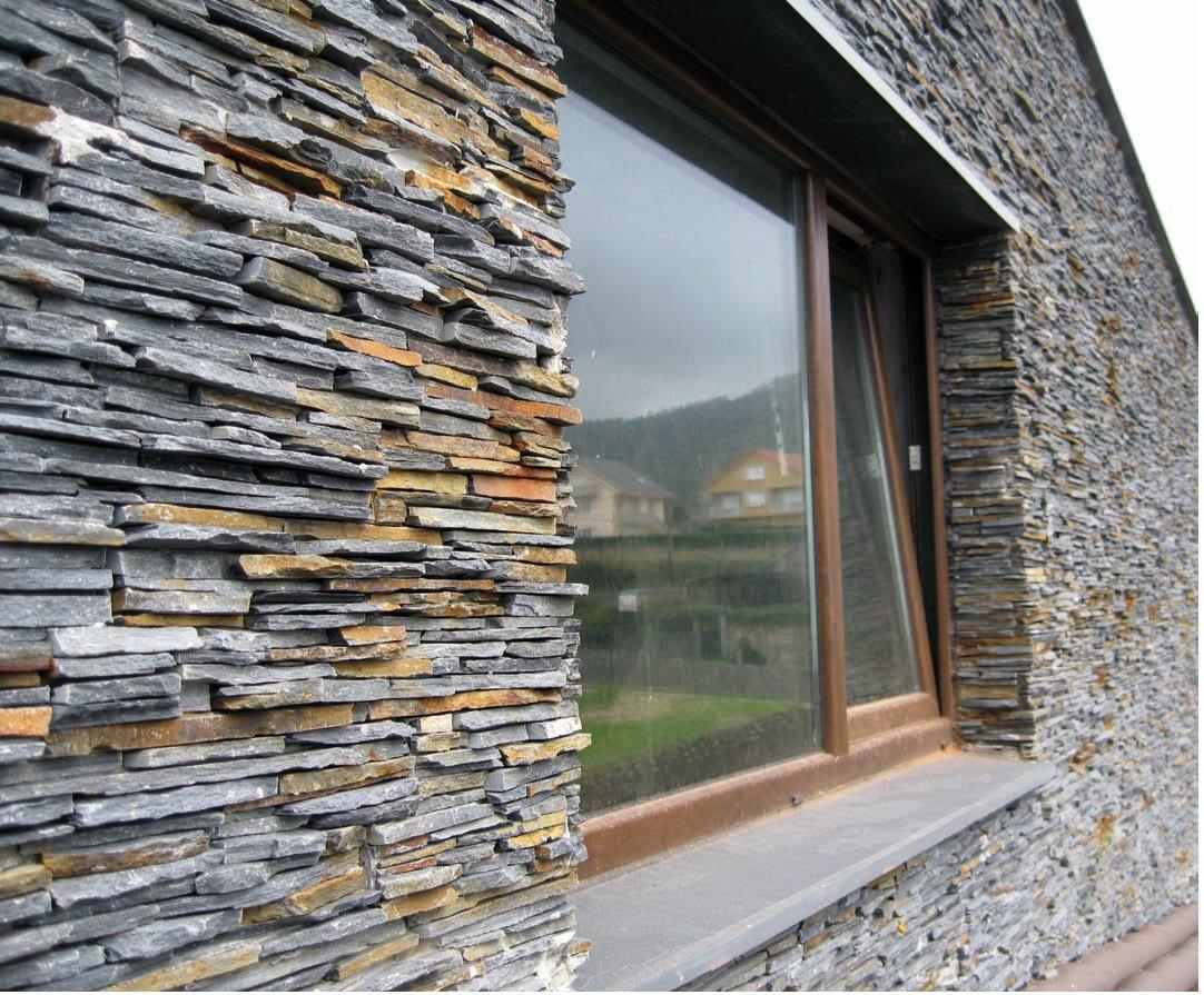 7 советов по выбору облицовочного камня для фасада и цоколя