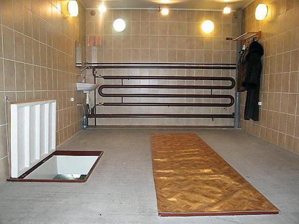 Требования к отделочному материалу стен в гараже