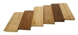 отделка вагонкой деревянных стен 2