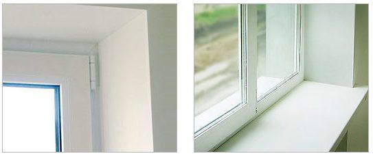 7 советов по выбору откосов для пластиковых окон