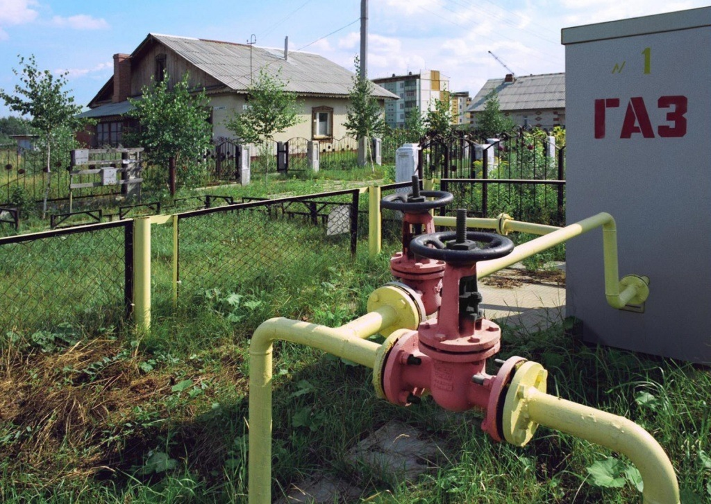 отопление загородного дома магистральным газом